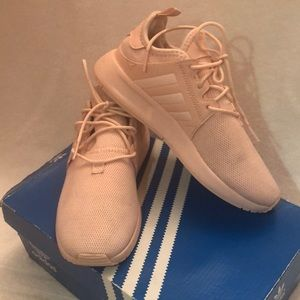 Adidas Ice pink tennis shoes